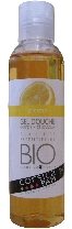 GEL DOUCHE TONIFIANT CITRON 150 ML